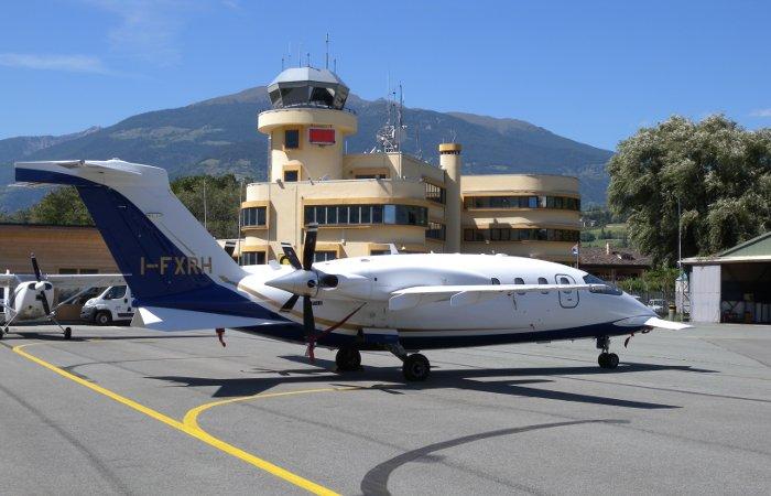 Aerotaxi Aosta