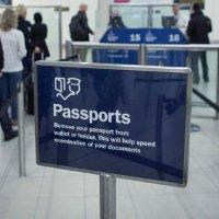 Arrivo in un paese non UE