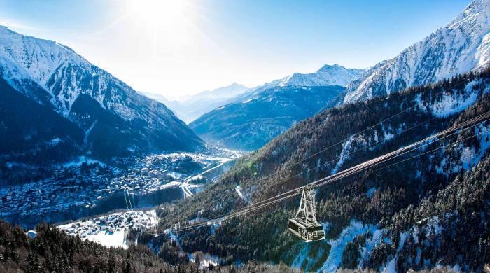 Aosta - Coumayeur