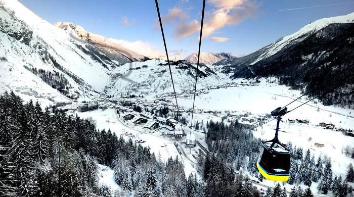 Aosta - La Thuile