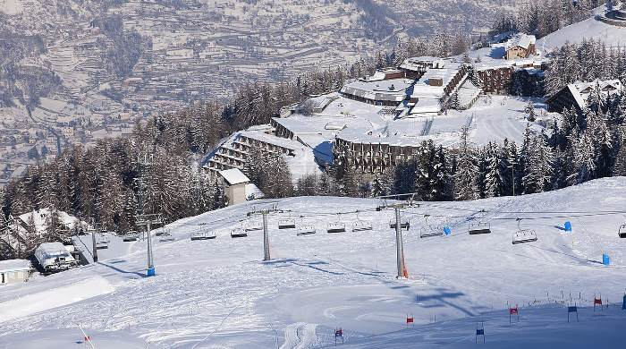 Aosta - Pila